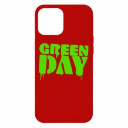Чехол для iPhone 12 Pro Max Green Day