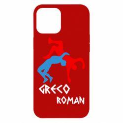 Чохол для iPhone 12 Pro Max Греко-римська боротьба