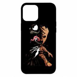 Чохол для iPhone 12 Pro Max Groot and Venom