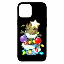 Чохол для iPhone 12 Pro Max Groot in the garland