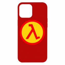 Чохол для iPhone 12 Pro Max Half Life Logo