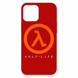 Чехол для iPhone 12 Pro Max Half-life logotype
