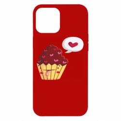 Чохол для iPhone 12 Pro Max Happy cupcake