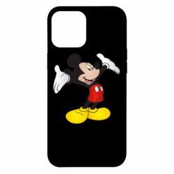 Чохол для iPhone 12 Pro Max Happy Mickey Mouse