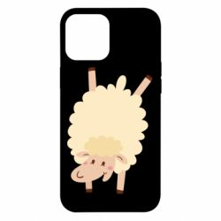 Чохол для iPhone 12 Pro Max Happy sheep