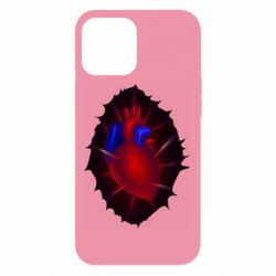 Чехол для iPhone 12 Pro Max Heart and blood vessels