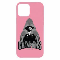 Чехол для iPhone 12 Pro Max Heart of Champions