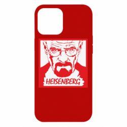 Чохол для iPhone 12 Pro Max Heisenberg face