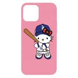 Чохол для iPhone 12 Pro Max Hello Kitty baseball