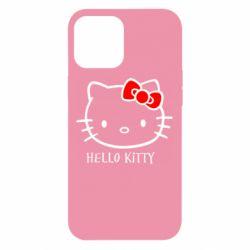 Чехол для iPhone 12 Pro Max Hello Kitty