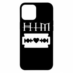 Чохол для iPhone 12 Pro Max HIM
