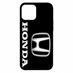 Чехол для iPhone 12 Pro Max Honda 3D Logo