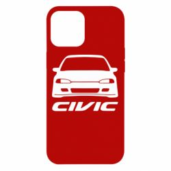 Чохол для iPhone 12 Pro Max Honda Civic