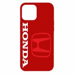 Чехол для iPhone 12 Pro Max Honda Classic