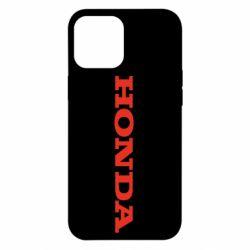 Чохол для iPhone 12 Pro Max Honda напис