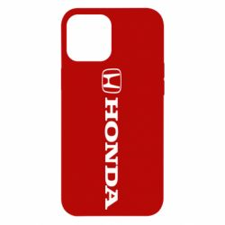 Чехол для iPhone 12 Pro Max Honda Small Logo