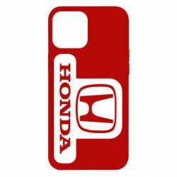 Чехол для iPhone 12 Pro Max Honda Stik