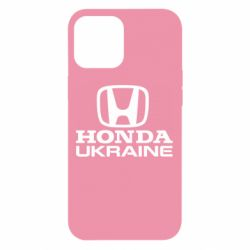 Чехол для iPhone 12 Pro Max Honda Ukraine