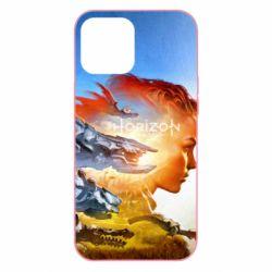 Чехол для iPhone 12 Pro Max Horizon Zero Dawn art
