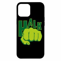 Чохол для iPhone 12 Pro Max Hulk fist