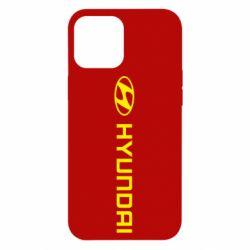 Чехол для iPhone 12 Pro Max Hyundai 2