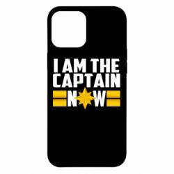 Чохол для iPhone 12 Pro Max I am captain now