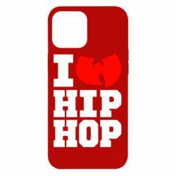Чехол для iPhone 12 Pro Max I love Hip-hop Wu-Tang