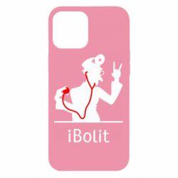 Чехол для iPhone 12 Pro Max iBolit