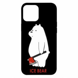 Чохол для iPhone 12 Pro Max Ice bear