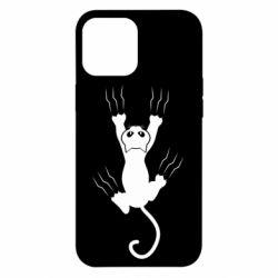 Чохол для iPhone 12 Pro Max кот когти