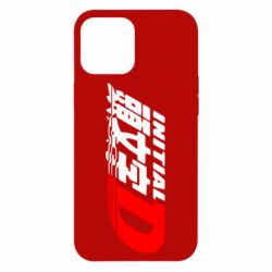 Чохол для iPhone 12 Pro Max Initial d fifth stage