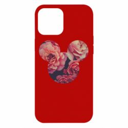 Чохол для iPhone 12 Pro Max Inner world flowers mickey mouse