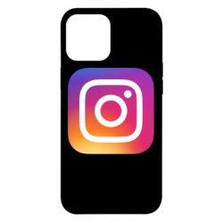 Чохол для iPhone 12 Pro Max Instagram Logo Gradient