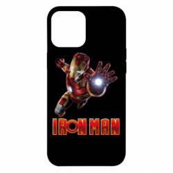 Чохол для iPhone 12 Pro Max Iron Man 2