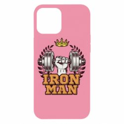 Чохол для iPhone 12 Pro Max Iron man and sports