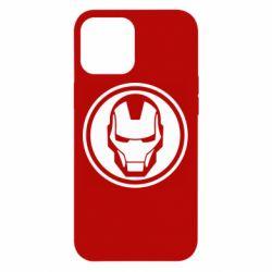 Чохол для iPhone 12 Pro Max Iron man symbol