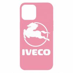Чехол для iPhone 12 Pro Max IVECO