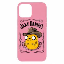 Чохол для iPhone 12 Pro Max Jack Daniels Adventure Time