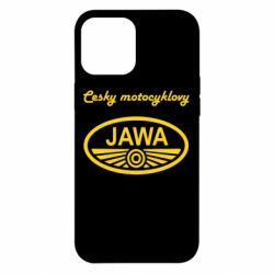 Чохол для iPhone 12 Pro Max Java Cesky Motocyclovy