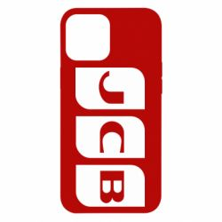 Чохол для iPhone 12 Pro Max JCB 2