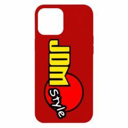 Чохол для iPhone 12 Pro Max JDM Style