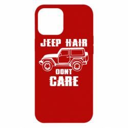 Чохол для iPhone 12 Pro Max Jeep hair don't care