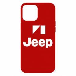 Чехол для iPhone 12 Pro Max Jeep Logo