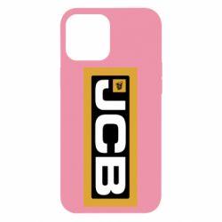 Чохол для iPhone 12 Pro Max Jgb logo2