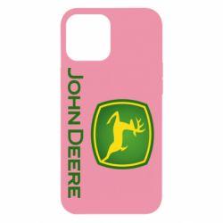Чохол для iPhone 12 Pro Max John Deere logo