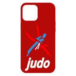 Чохол для iPhone 12 Pro Max Judo Logo