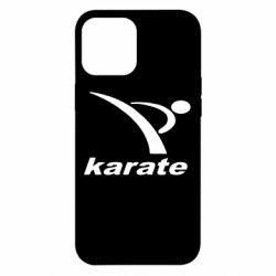 Чехол для iPhone 12 Pro Max Karate