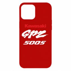 Чохол для iPhone 12 Pro Max Kawasaki GPZ500S
