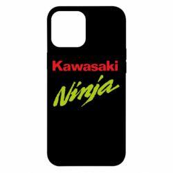 Чохол для iPhone 12 Pro Max Kawasaki Ninja