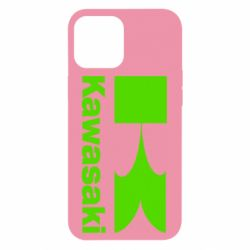 Чехол для iPhone 12 Pro Max Kawasaki